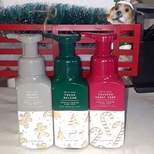 HOLIDAY HAND SOAPS